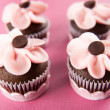 Cupcakes for Party — Stock Photo