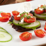 Vegetarian Sandwiches — Stock Photo #29079541