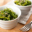 Healthy Seaweed Salad — Stock Photo