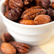 Sweet and Spicy Nut Mix — ストック写真