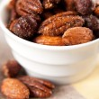 Sweet and Spicy Nut Mix — Stok fotoğraf