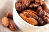 Sweet and Spicy Nut Mix — Stock Photo