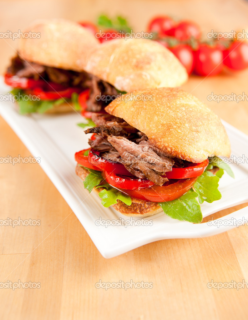 Image Gallery Small Sandwiches