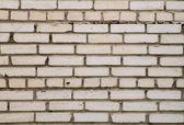 White brickwork — Stock Photo