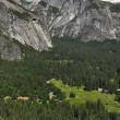 Half Dome and Yosemite Valley — Stock Photo #30495793