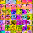 Stock Photo: Colorful Mosaic wall