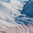Skiing barriers — Stock Photo #29692265