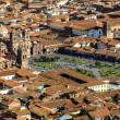Stock Photo: Cusco - Plazde Armas