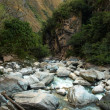 Stock Photo: urubamba river