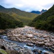 Urubamba river — Stock Photo #29696335