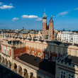 cracow centre — Stock Photo