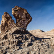 Bizarre rock formation — Foto Stock