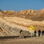 Turn to the left in Atacama desert — Stock Photo #29698859