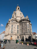 Frauenkirche — Stock Photo