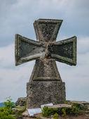 Maltézský kříž — Stock fotografie