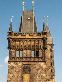 Old Town Bridge Tower — Zdjęcie stockowe