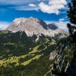 Zugspitze — Stock Photo