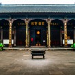 Stock Photo: Wenshu monastery
