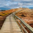 Geothermal area near Keflavik — Stock Photo