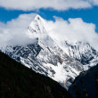 Chanadorje mountain — Stock Photo