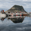 Islandic Marina — Stock Photo