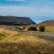 Icelandic road — Stock Photo