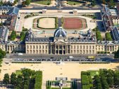 Military school in Paris - Ecole Militaire — Stock Photo