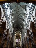 Cathédrale saint-guy de prague — Photo