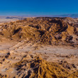 Death valley near San Pedro de Atacama — Stock Photo