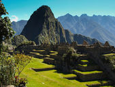 Incredible Machu Picchu — Stock Photo