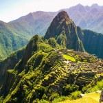 Incredible Machu Picchu — Stock Photo
