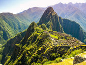 Incredible Machu Picchu — Foto Stock