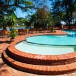 Round pool — Stock Photo #38193291