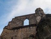 Ruins of Oybin monastery — Stock Photo