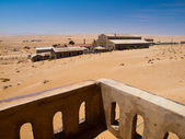 Kolmanskop ghost village — Stock Photo