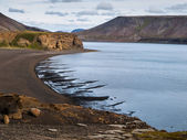Kleifarvatn — Stock Photo
