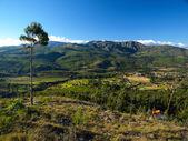 Paesaggio nei dintorni del villaggio di samaipata — Foto Stock