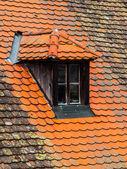 Dormer window (locarne) — Stockfoto