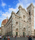 Turismo e arte di Firenze — Foto Stock