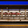Reportage: railways's italitrain and Stations. SantMariNovellin Florence. — Stockfoto #29166547