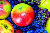 Summer fruit — Foto Stock