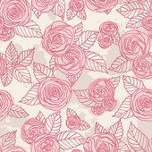 Rose — Stock Vector
