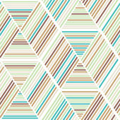Seamless abstract geometry background pattern — Stockvektor