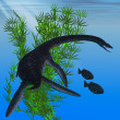 Plesiosaurus — Stock Photo #29696897
