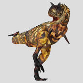Carnotaurus Profile — Stock Photo
