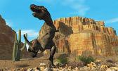 T-rex — Foto de Stock