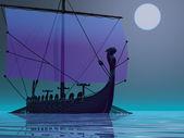 Viking Journey — Stock Photo