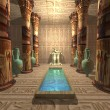 Egyptian Temple — Stock Photo #29851967