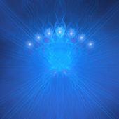 Blue Design — Stock fotografie