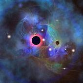 Jubalee Nebula — Stock Photo